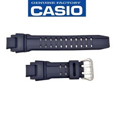 CASIO G-SHOCK Sky Cockpit GA-1000-2 Watch Band Strap Dark Navy Blue Rubber