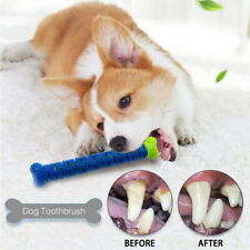 Dental Care Brush Chew Grinding Pet Dog Toothbrush Toy Cleaning Teeth Brushing