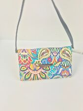 Nine West Womens Purse Bag Clutch Paisley Cloth BNWT Hand Bag