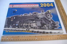 ~K LINE TRAIN CATALOG~2004 SEOND EDITION~