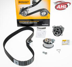 CONTITECH CT1028WP3 Pompe à eau + courroies AUDI VW SKODA