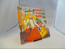 Barbie Goes To The City KSR 964 Kid Stuff Read Along Book & Record Set