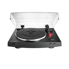 AUDIO-TECHNICA AT-LP3 BLACK GIRADISCHI CINGHIA AUTOMATICO NUOVO GARANZIA