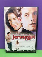 JERSEYGIRL- BEN AFFLECK, LIV TYLER- DVD- USADO GARANTIZADO