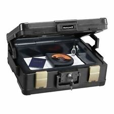 Fire Safe Chest Waterproof Fireproof Security Sentry Box Sentrysafe Lock Storage