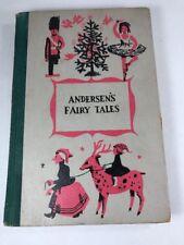 Andersen's Fairy Tales by Hans Christian Andersen Junior Deluxe Edition 1956