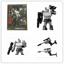 Transformers WJ NE-01 Megamaster Robot Force Action Figure For Children New