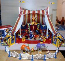 Playmobil Zirkus Konvolut Sets 4230 + 4232 + 4231 + 4235 + 5023 Ovp