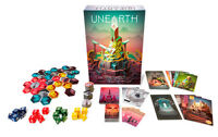 Unearth, Game table, New by Asmodée, Edition Italian