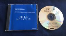 ALISON KRAUSS CD SINGLE PROMO THE SCARLET TIDE FROM COLD MOUNTAIN SOUNDTRACK
