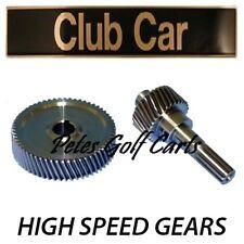High Speed Gears Club Car Gas Golf Carts 1988 thru 1996 Made In The USA