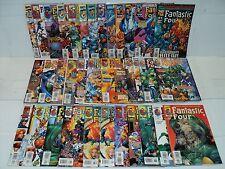 Fantastic Four 1-36 ('98, miss 2bks) + Variants SET #11! 36 comic books (10785