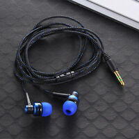 Bass Stereo In-Ear Earphone Earbud Headset Headphone for iPhone Samsung