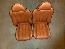 Leather seats & door panels Motegi Honda CRX EG2 VTI & EH6 EG1 ESI Bj.92-98
