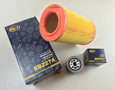 ÖLFILTER + LUFTFILTER SCT GERMANY FIAT DUCATO 250 / 120 MULTIJET 2,3D
