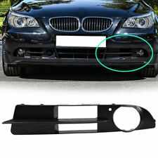 Left Fog Light Bumper Grilles for BMW E60 E61 525i 530i 51117049243 2004-07