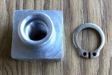 Triton 04414 Trailer Insert Nut with Triton 03400 Snap Ring