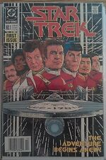 """Star Trek"" complete Captain Kirk on-going series, w/ Annuals & Specials, VF/NM"