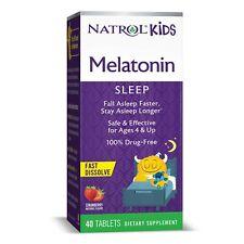 Kids Melatonin 1mg FD Tab-40