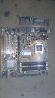 Carte mere Asus P5LP-LE rev 1.04 socket 775