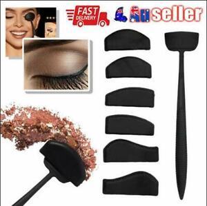Crease Line Kit Eye Shadow Applicator Silicone Eyeshadow Stamp Crease Tools 2021