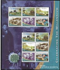 IRELAND MILLENIUM SHEET 2 Irish historic events  YT 1210/15 MNH