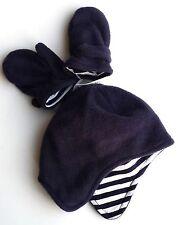 Striped Fleece Baby Accessories