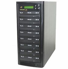 Copystars 1-7 Sony/Asus 128MB DVD CD Multi Discs Burners Duplicator System