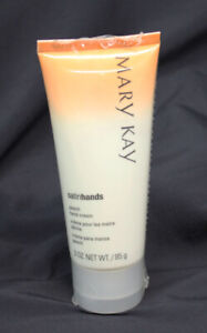 Mary Kay Satin Hands Peach Hand Cream 3 Ounce Sealed Package Discontinued
