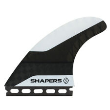 Shapers Fins - CarbonFlare Driver (Futures) - White - Medium/Large - Surf - New