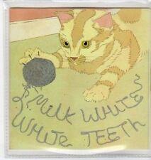 (BO736) Milk White White Teeth, Ingrid Won't Smile - 2010 DJ CD