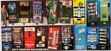 ONE LIGHTED Vending Machines 1:24 (G) Scale DIORAMA MINIATURE !