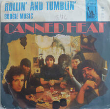 """7"""" 1966 RARE! CANNED HEAT : Rollin´ And Tumblin´ /VG+?"""