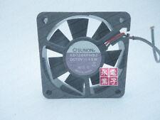 SUNON KD1206PHB2 6015 6cm 60mm DC 12V 1.9W 2Wire Silence axial fan #M3926 QL