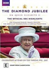 DIAMOND JUBILEE, THE Hm Queen Elizabeth II: Official BBC Highlights DVD NEW