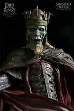 Weta Collectibles The Lord of the Rings The King of the Dead Polystone Statue