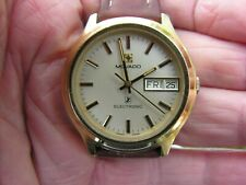 Movado / Zenith Electronic tuning fork HUMMER watch (OMEGA type movement)
