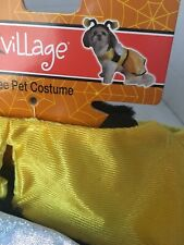 Spooky Village Bee PET / DOG HALLOWEEN COSTUME - Medium