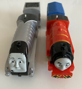 Trackmaster Thomas The Tank Engine Battery Trains Spencer and Victor