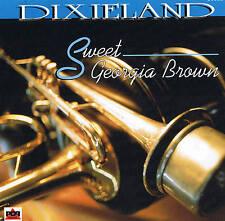 "Dixieland ""Sweet Georgia Brown"" 12 TRACKS CD Nuevo & EN PAQUETE ORIGINAL"