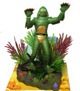 Creature from the Black Lagoon for Aquarium Fish Tank Air Driven Decoration