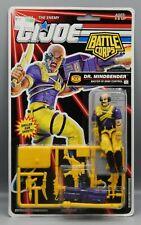 1993 Vintage Hasbro GI Joe DR MINDBENDER Action Figure MOC Cobra toy ARAH G.I. !