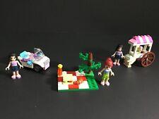 Lego Friends 30103 Emma's Car 30106 Ice Cream Stand 30108 Summer Picnic (2013)