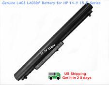 Genuine LA03 LA03DF Battery for HP 776622-001 15-F271WM 15-F272WM 15-F240CA