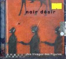 NOIR DESIR Des Visages des Figures CD NEW SEALED