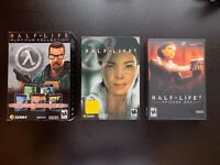 Half-Life Platinum Collection PC  Half-Life 2 (Alyx Box) And Episode 1!
