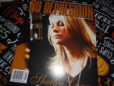 Shelby Lynne  Covers No Depresssion Magazine 2008 Otis Taylor