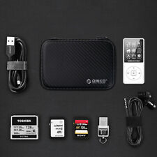 """Portable Protective Storage Carrying Case Pouch Bag For 2.5"""" HDD SSD Hard Drive"""