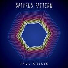 Saturno pattern di Paul Weller (2015), Digipack, nuovo OVP, CD