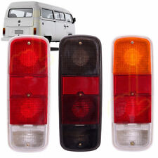 VW Bus Type2 Left Right Complete Tail Light Assembly 1pc 98-9453-B Dark Smoke T2